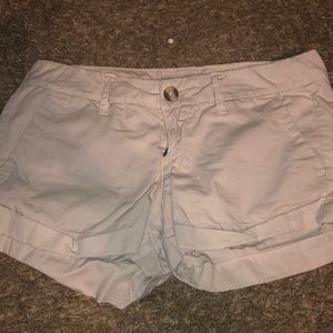 A&E khaki shorts
